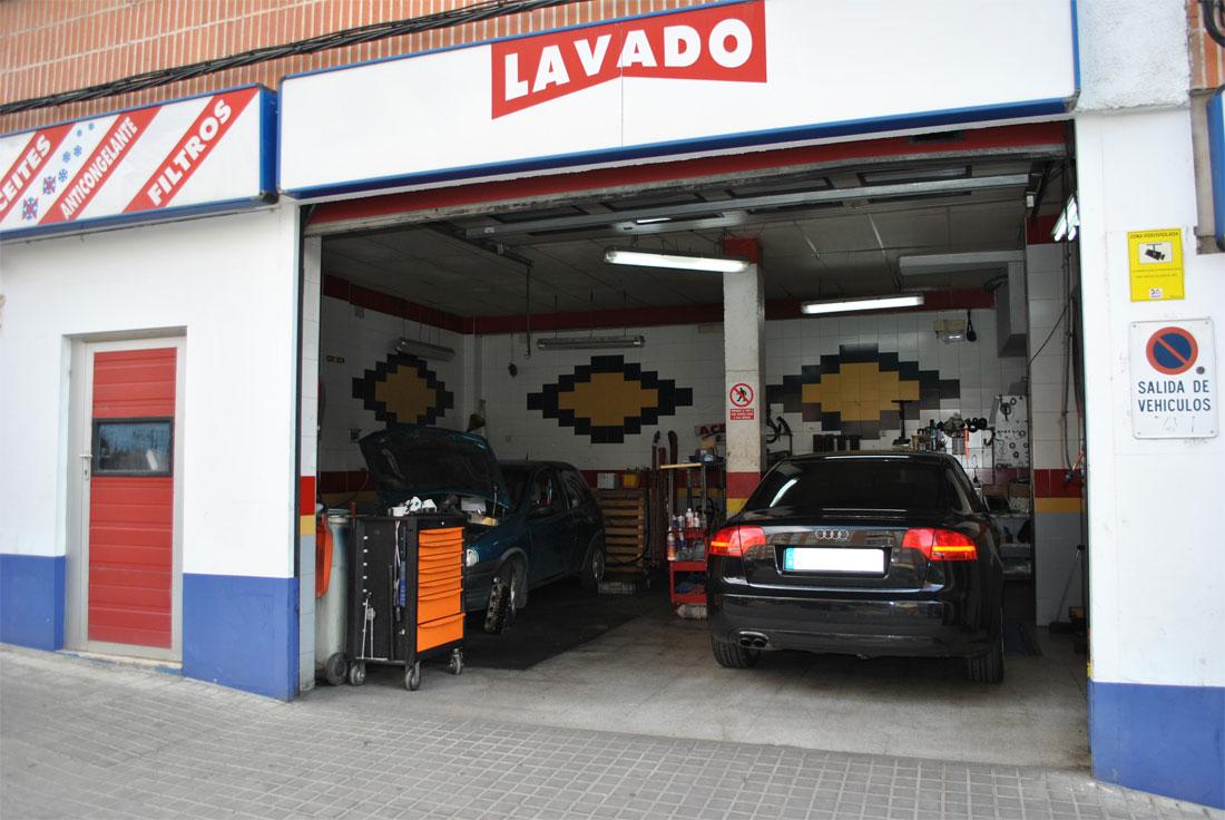 Fama Motor - Lavado de vehículos
