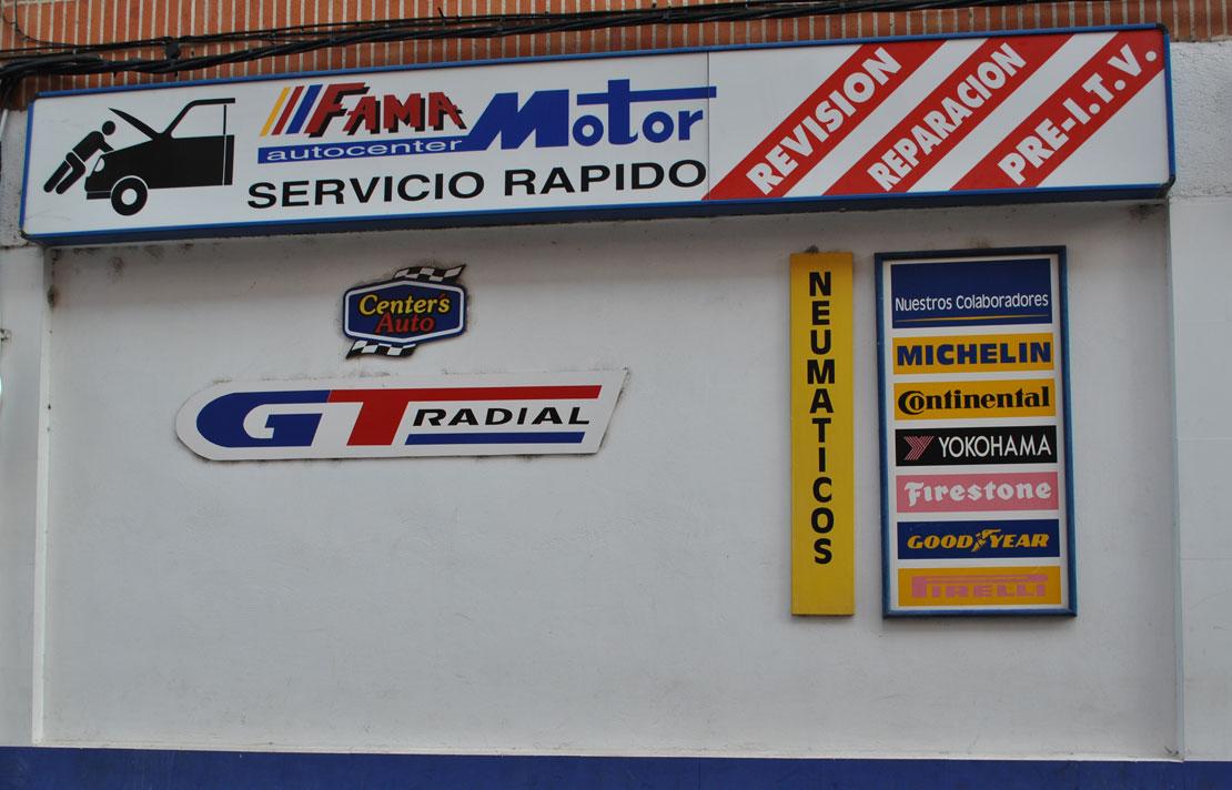 Fama Motor - Taller mecánico en Segovia