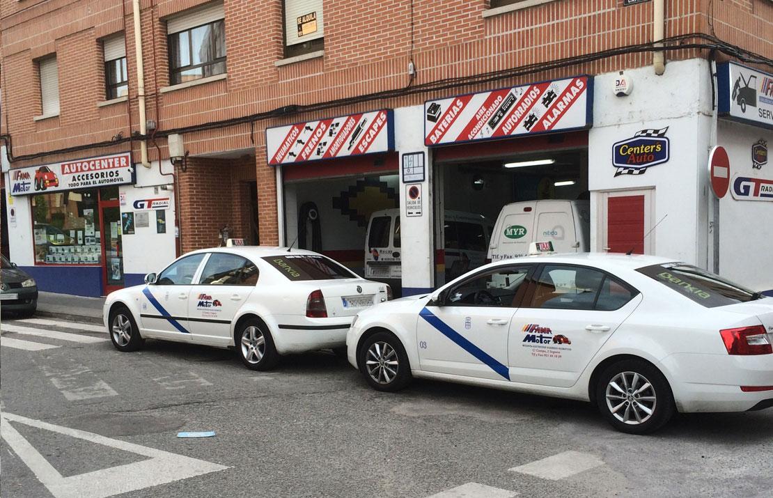 Fama Motor - Taller de vehículos en Segovia